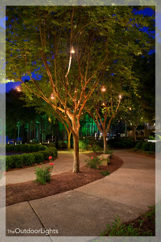 The Ritz Carlton | Greensboro, GA | The Outdoor Lights | Atlantau0027s Premier Outdoor  Lighting Specialist | Residential And Commercial