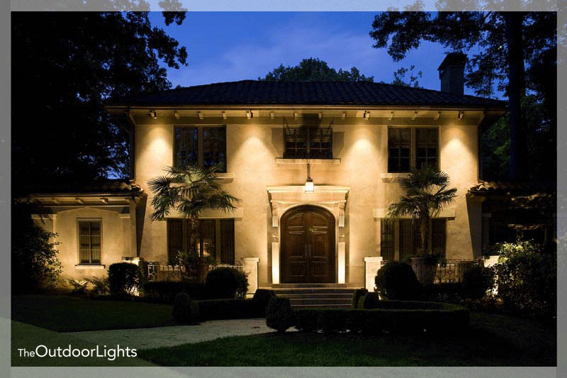 Buckhead Residence | Atlanta, GA | The Outdoor Lights | Atlantau0027s Premier Outdoor  Lighting Specialist | Residential And Commercial