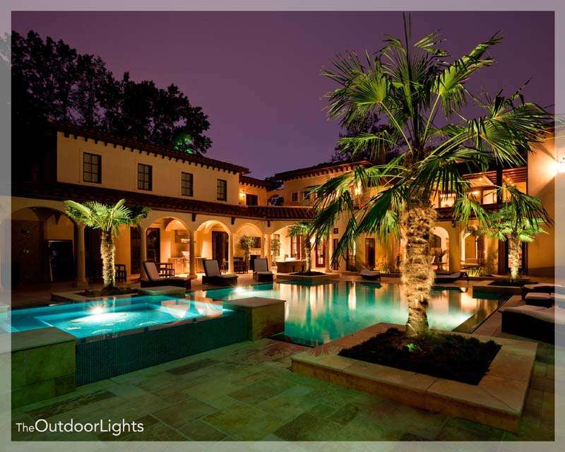 Superior Brookhaven Residence | Atlanta, GA | The Outdoor Lights | Atlantau0027s Premier Outdoor  Lighting Specialist | Residential And Commercial