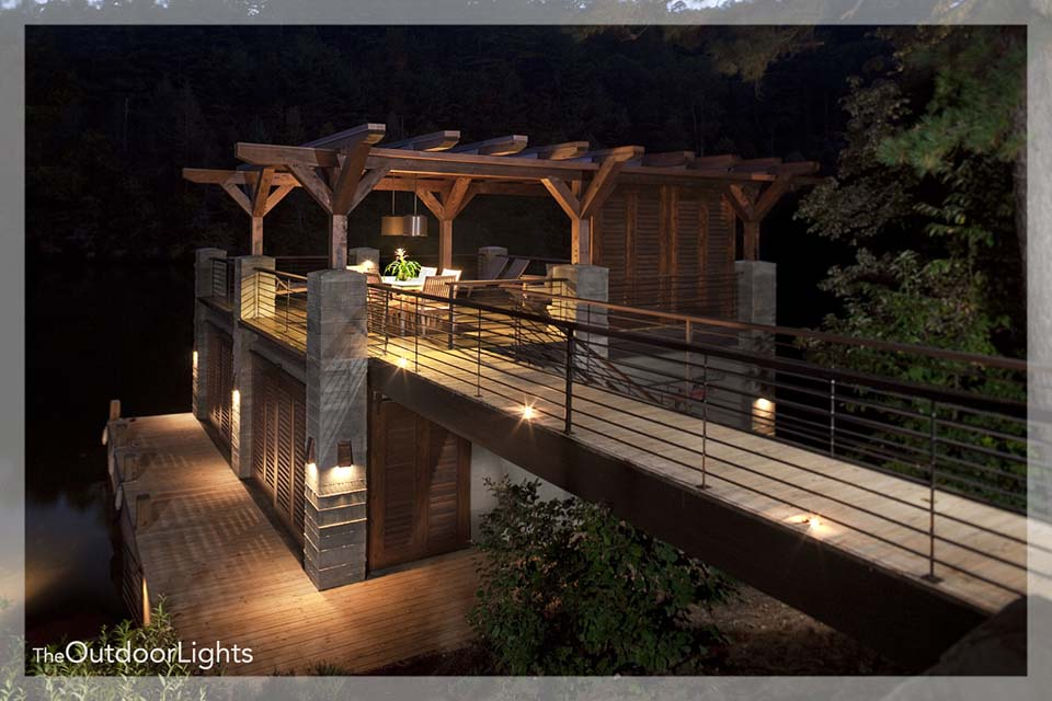 Lake Rabun Residence | Lakemount, GA | The Outdoor Lights | Atlantau0027s  Premier Outdoor Lighting Specialist | Residential And Commercial