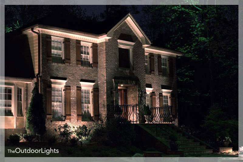 Atlanta Country Club | Marietta, GA | The Outdoor Lights | Atlantau0027s  Premier Outdoor Lighting Specialist | Residential And Commercial